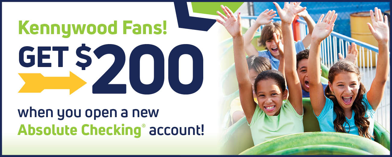 Get $200 When You Open An Absolute Checking Account